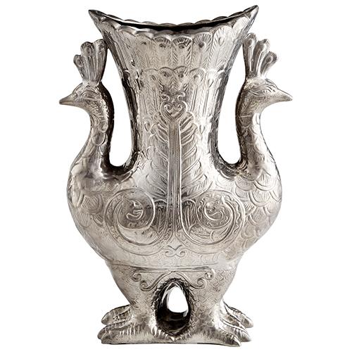Echo Pavo Vase