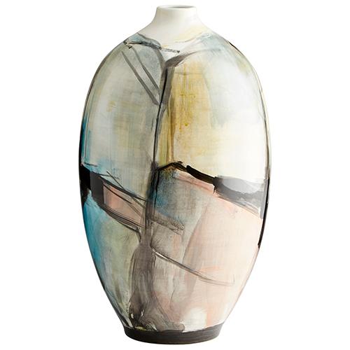 Carmen Cream Vase