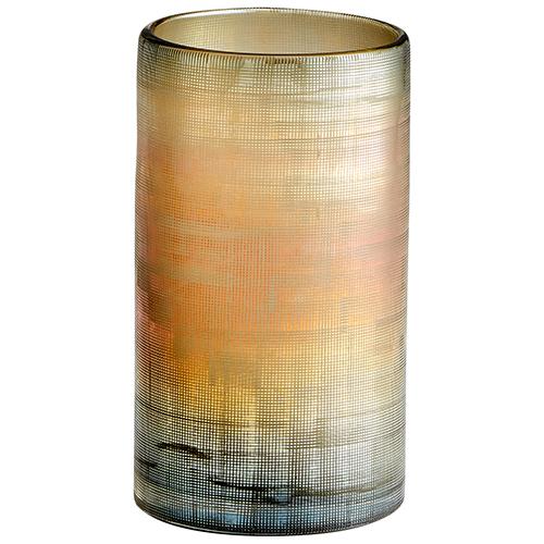 Opulant Grid Vase