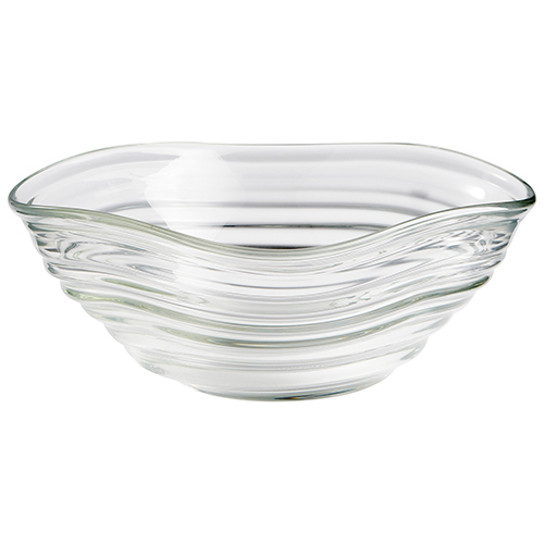 Cyan Design Large Wavelet Bowl