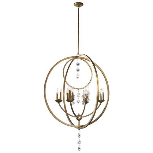Cyan Design Emilia Silver 16-Light Chandelier