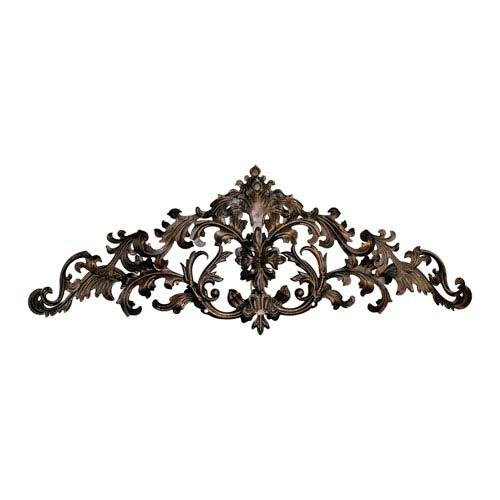 Canyon Bronze Wall Accessory