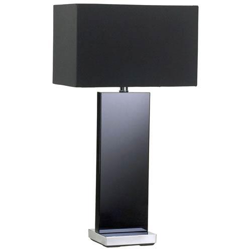 Cyan Design Vista Black One-Light Table Lamp