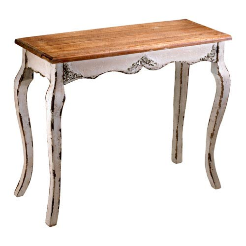 antique white sofa table. Cyan Design Cotswold Antique White Console Table Sofa E