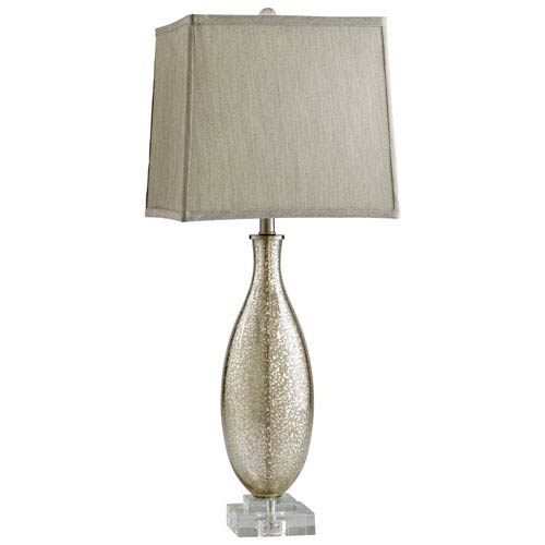 Coco Golden Crackle One-Light Lamp