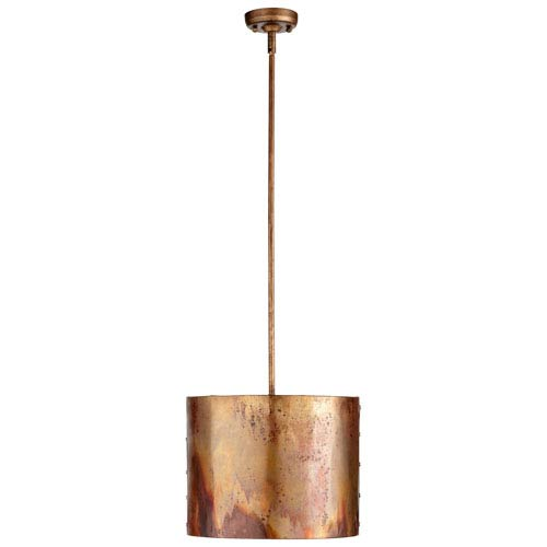 Mauviel Copper One Light Pendant