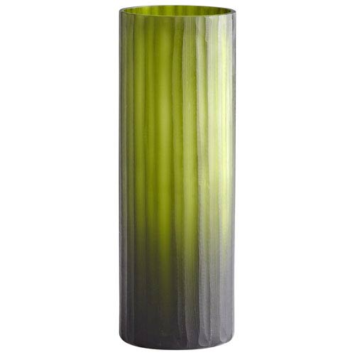 Green Medium Cee Lo Vase