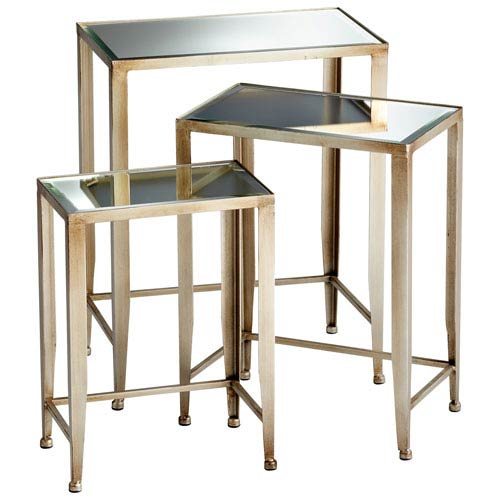 Cyan Design Harrow Canyon Bronze Nesting Tables