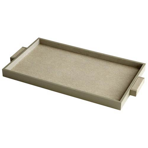 Melrose Shagreen Tray