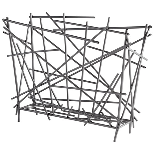 Graphite Pick Up Sticks Magazine Holder