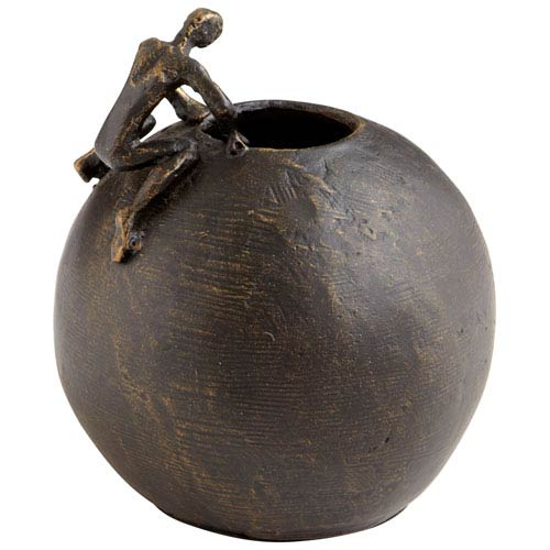 Bronze Small Searching Sculpture