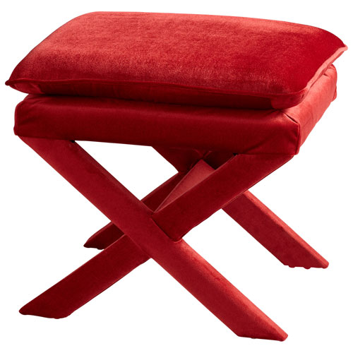 Otto Red Stool