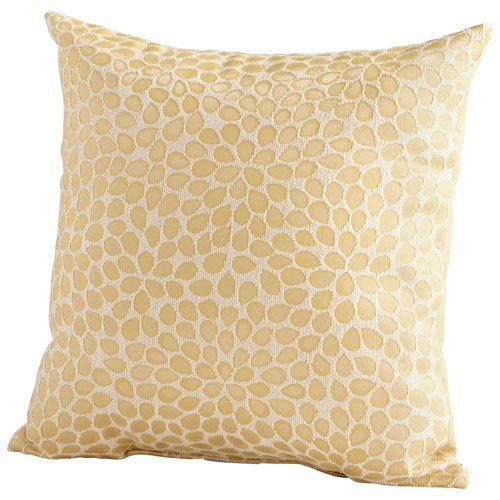 Geranium Gold 18-Inch Pillow