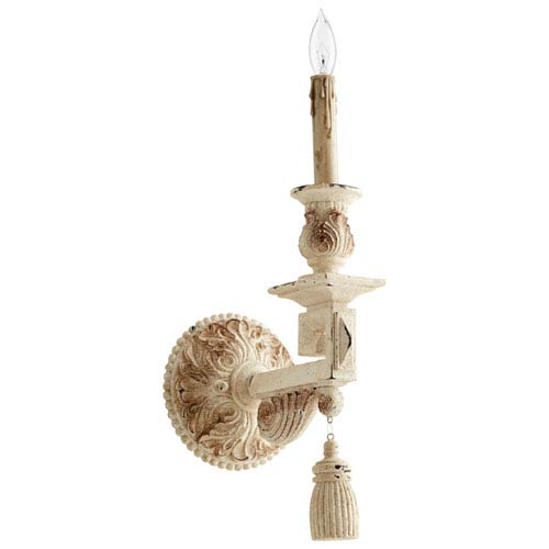 Brenton Persian White One-Light Wall Sconce