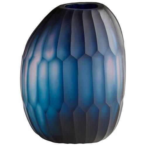 Cyan Design Edmonton Blue Vase 06764 Bellacor