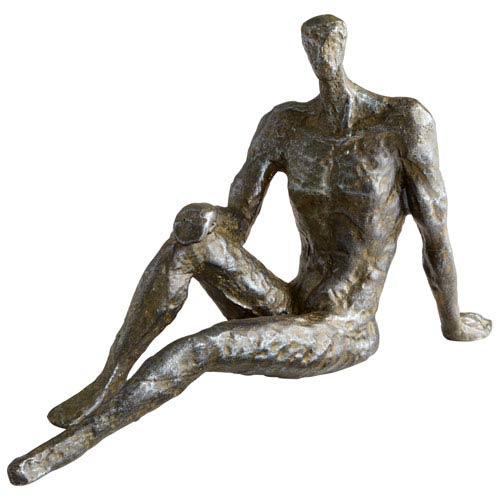 Rustic Bevan Sculpture