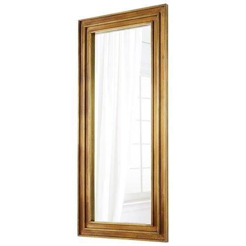 Turic Brass Mirror