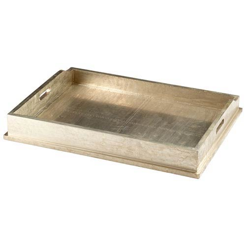 Hawthorne Silver Oxide Tray
