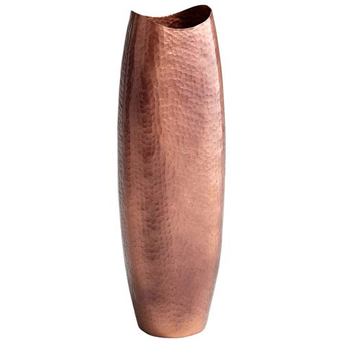 Cyan Design Tuscany Antique Copper Small Vase 07201 Bellacor