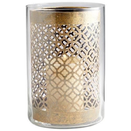 Versailles Gold Large Candleholder