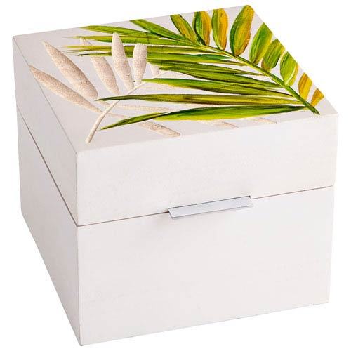 Ophelia White Container