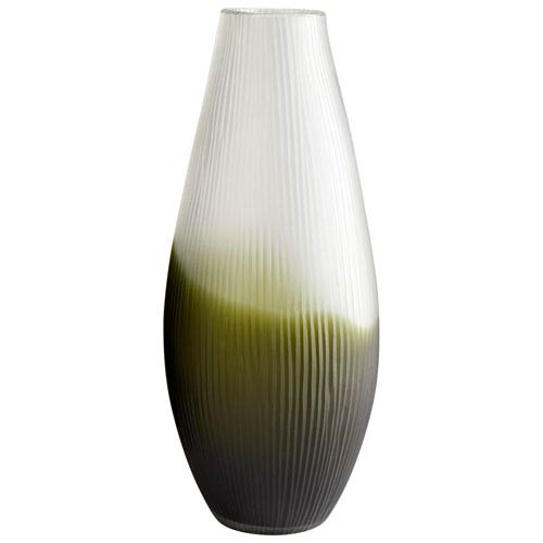 Benito Green Vase