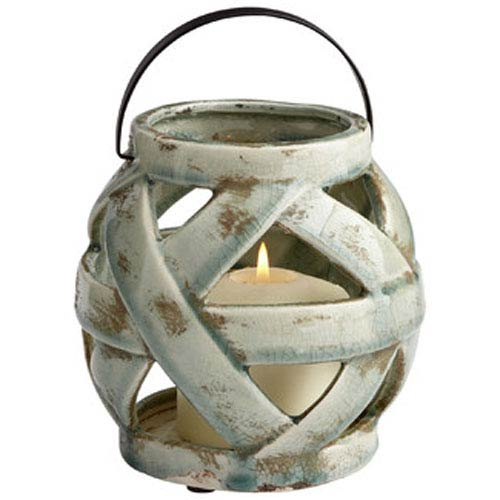Large Intertwined Candleholders
