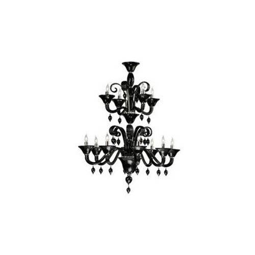 Twelve Lamp Chandelier