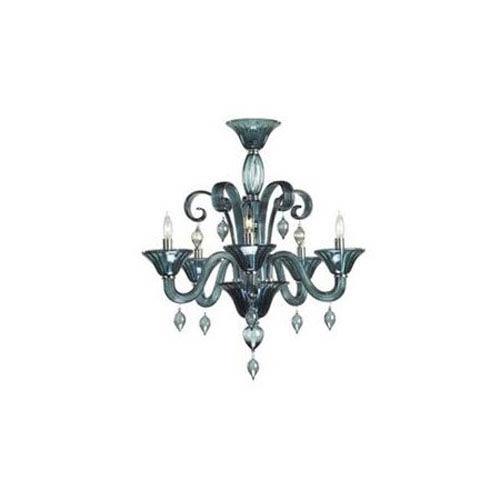 Cyan Design Five Lamp Chandelier