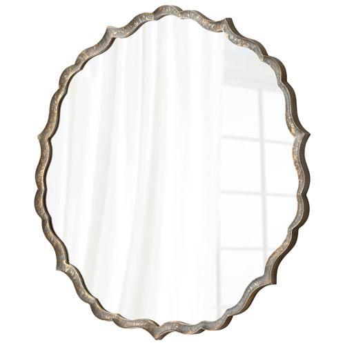 Radiance Round Mirror