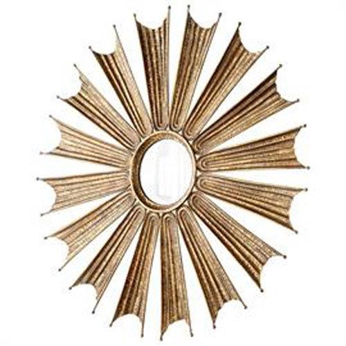 Optic Round Mirror