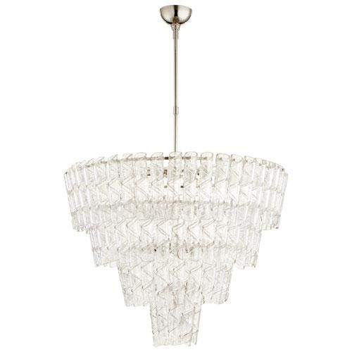 Cyan Design Cannoli Fifteen-Light Chandelier