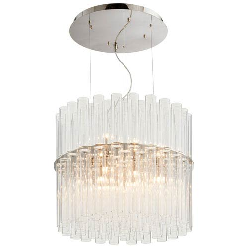 Cyan Design Beaker Twelve-Light Pendant