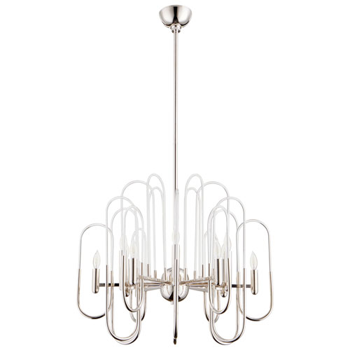 Cyan Design Champ-Elysees Twelve-Light Chandelier