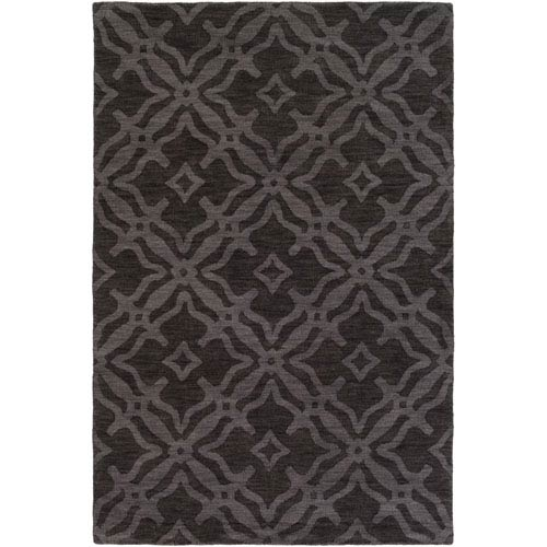Metro Ramona Slate Rectangular: 9 Ft. x 12 Ft. Area Rug