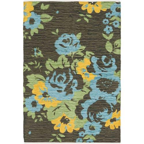 Artistic Weavers Elaine Carter Multicolor Rectangular: 2 Ft. x 3 Ft. Rug