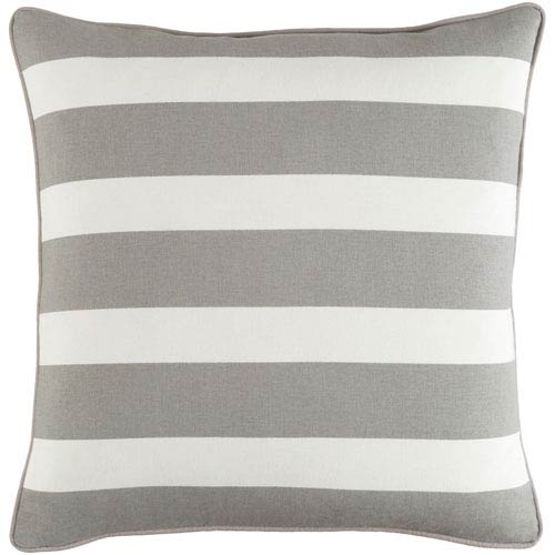 Artistic Weavers Glyph Stripe 18-Inch Pillow Cover and Poly Insert