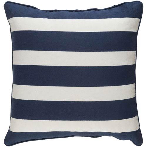 Artistic Weavers Glyph Stripe 18-Inch Pillow Cover