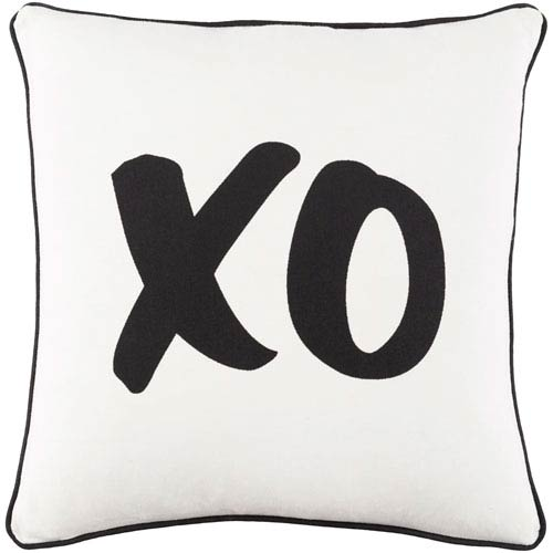 Artistic Weavers Glyph XO 18-Inch Pillow Cover
