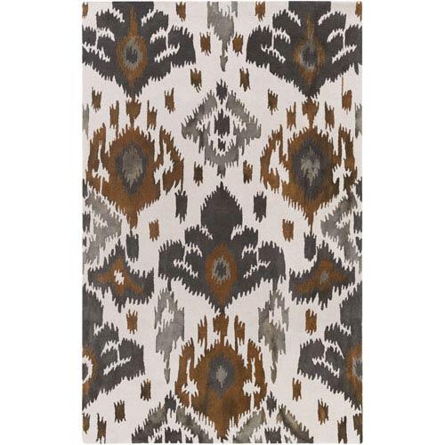 Artistic Weavers Geology Skylar Brown Rectangular: 4 Ft. x 6 Ft. Rug