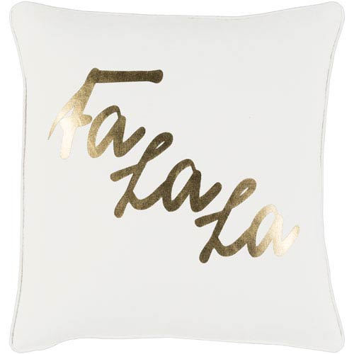 Artistic Weavers Holiday January 18-Inch Pillow Cover and Poly Insert