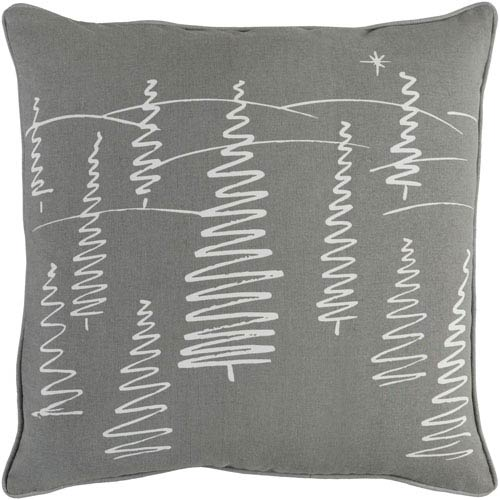 Artistic Weavers Holiday Evergreen 18-Inch Pillow Cover