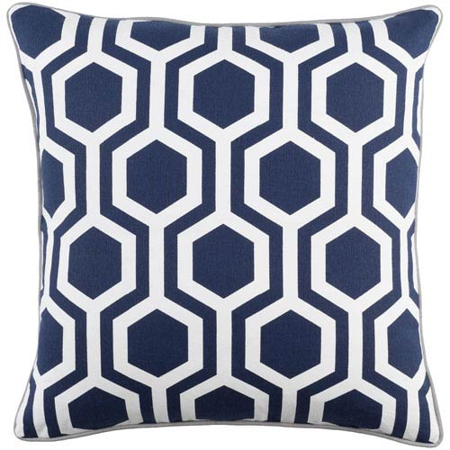 Artistic Weavers Inga Thea 18-Inch Pillow Cover and Down Insert