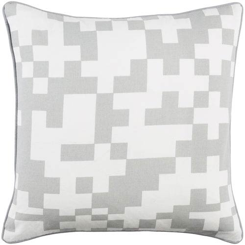 Artistic Weavers Inga Puzzle 18-Inch Pillow Cover