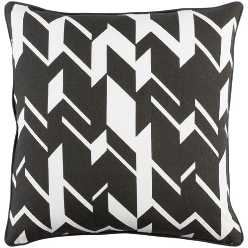 Artistic Weavers Inga Josefine 18-Inch Pillow Cover and Poly Insert