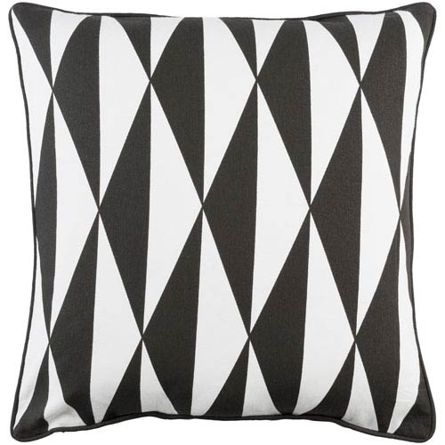 Artistic Weavers Inga Clara 18-Inch Pillow Cover and Poly Insert