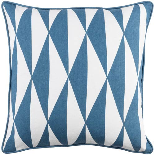 Artistic Weavers Inga Clara 18-Inch Pillow Cover and Down Insert