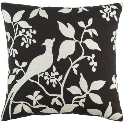Artistic Weavers Kingdom Birch 18-Inch Pillow Cover and Down Insert