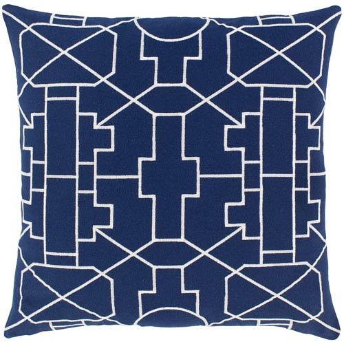 Artistic Weavers Kingdom Lei 18-Inch Pillow Cover and Poly Insert