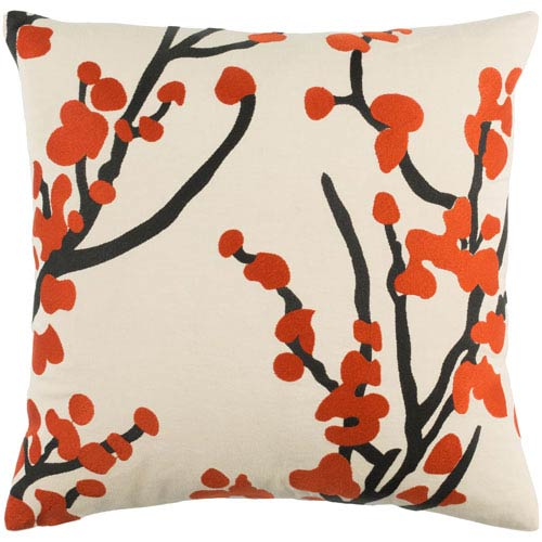 Artistic Weavers Kingdom Anna 18-Inch Pillow Cover and Down Insert